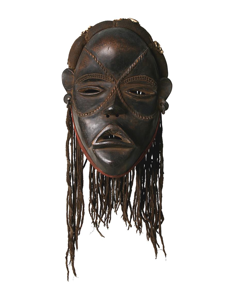 Maschera per pelle di faccia per la notte